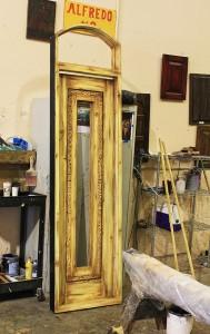 9914-02 Door in finish