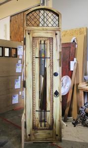 9914-02 Door in hardware