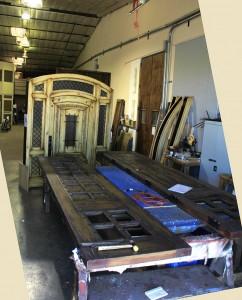 9914-01 door in shipping