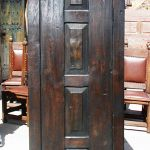 Side of armoire