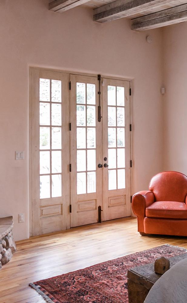 French Doors With Sidelight La Puerta Originals