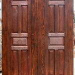 Antique Mexican doors
