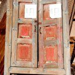 Antique cabinet doors