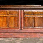 Bar front panels