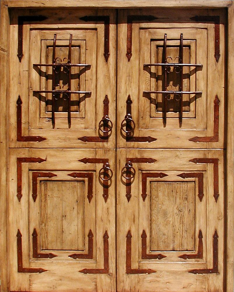 7633A-Shuttered-Doors-L  sc 1 st  La Puerta Originals & 7633A-Shuttered-Doors-L - La Puerta Originals