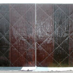 Tin clad gates 2 of 2 Front