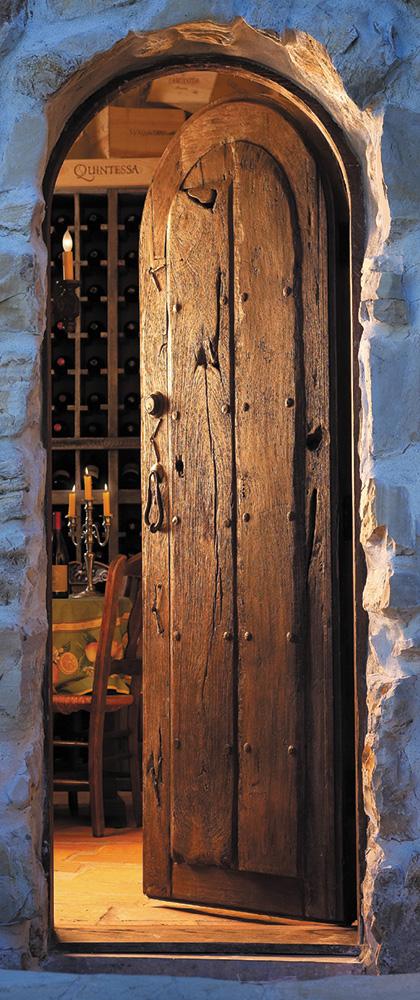 Wine Cellar Door La Puerta Originals