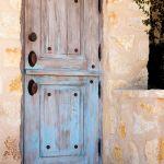 Custom exterior Dutch door