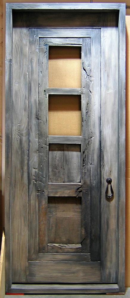 Mesquite Laundry Room Door La Puerta Originals