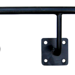 detail of custom hand rail