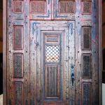 Custom Zaguan door