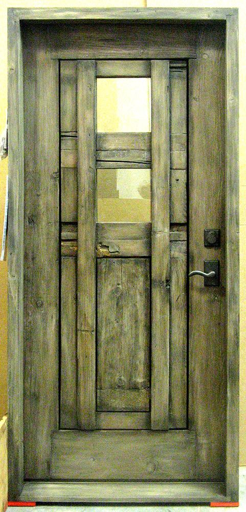 Mesquite Patchwork Door La Puerta Originals