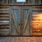 Custom barn sliding doors