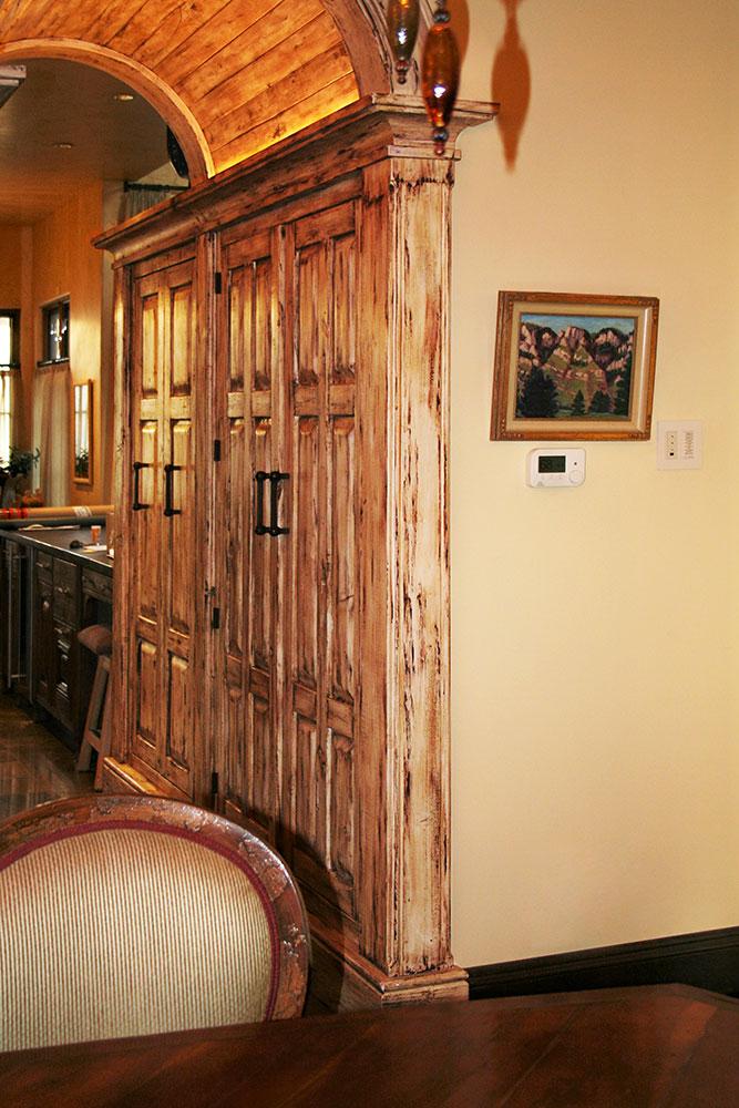 Custom Kitchen Pantry Cabinet La Puerta Originals
