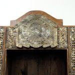 Detail photo of custom nicho cabinet