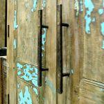 Pantry door handles