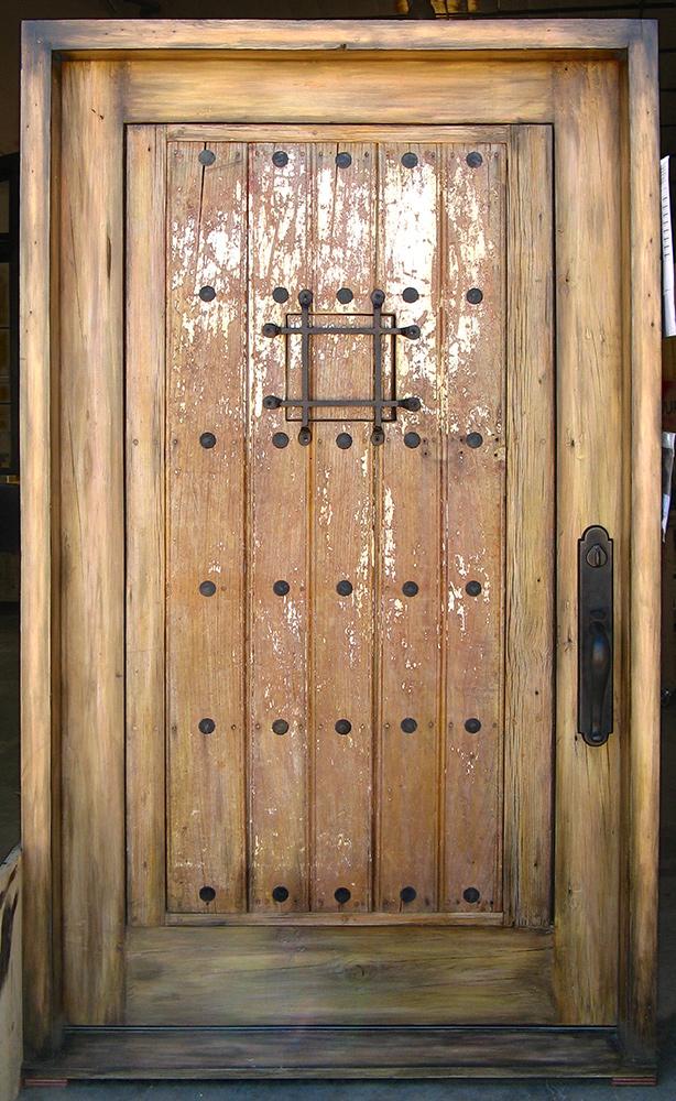 Door With Peep Shutter La Puerta Originals