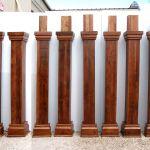 Columns for doorway surrounds