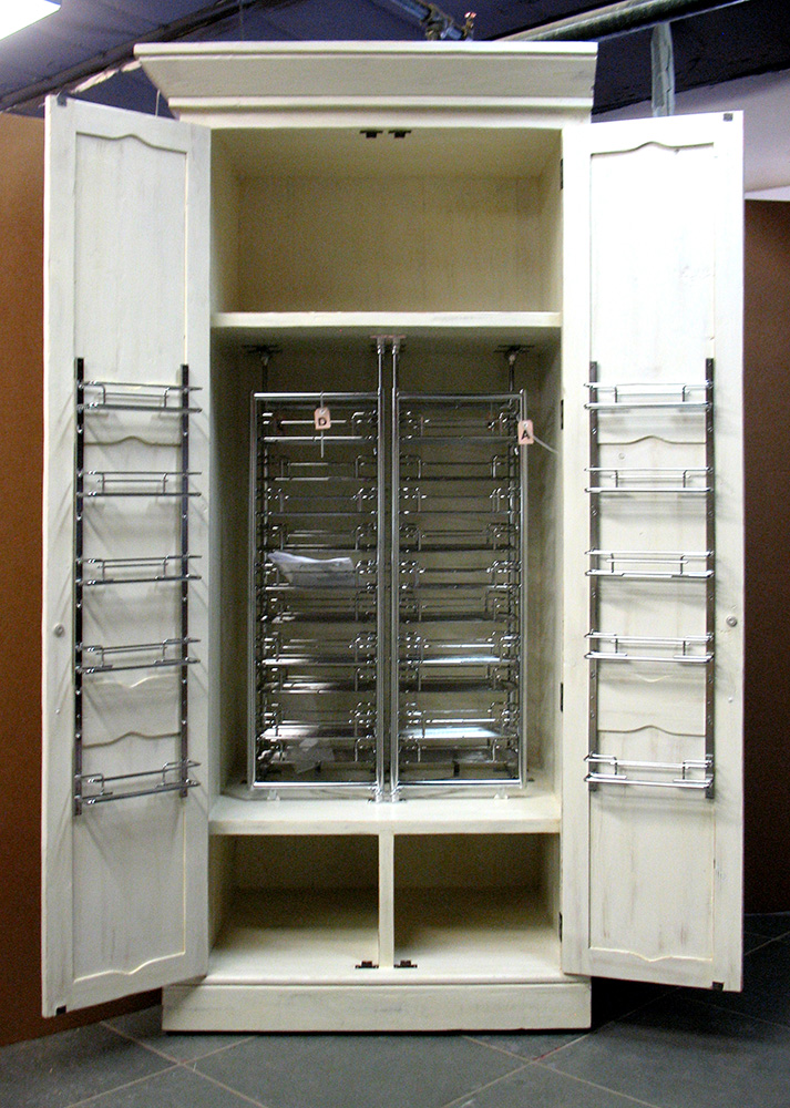 Custom Pantry Cabinet La Puerta Originals