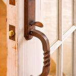 Exterior door handle detail