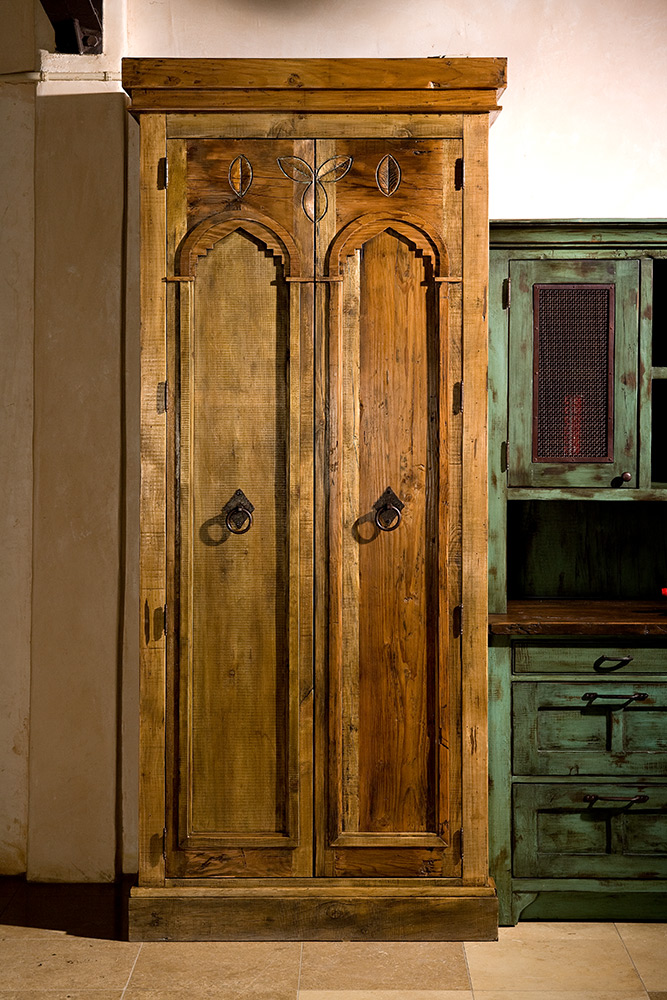 Custom Pantry Cabinet - La Puerta Originals