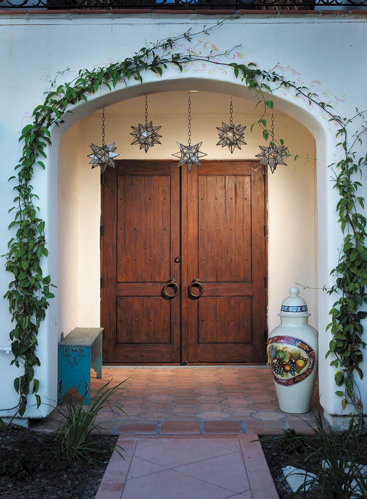 Interior Iron Doors