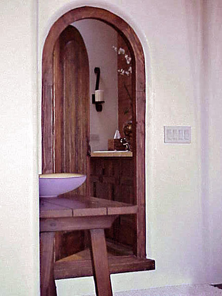 7731r Powder Room Door L La Puerta Originals