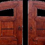 Double entry gates