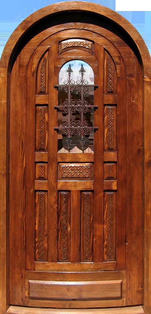 Curved Door La Puerta Originals