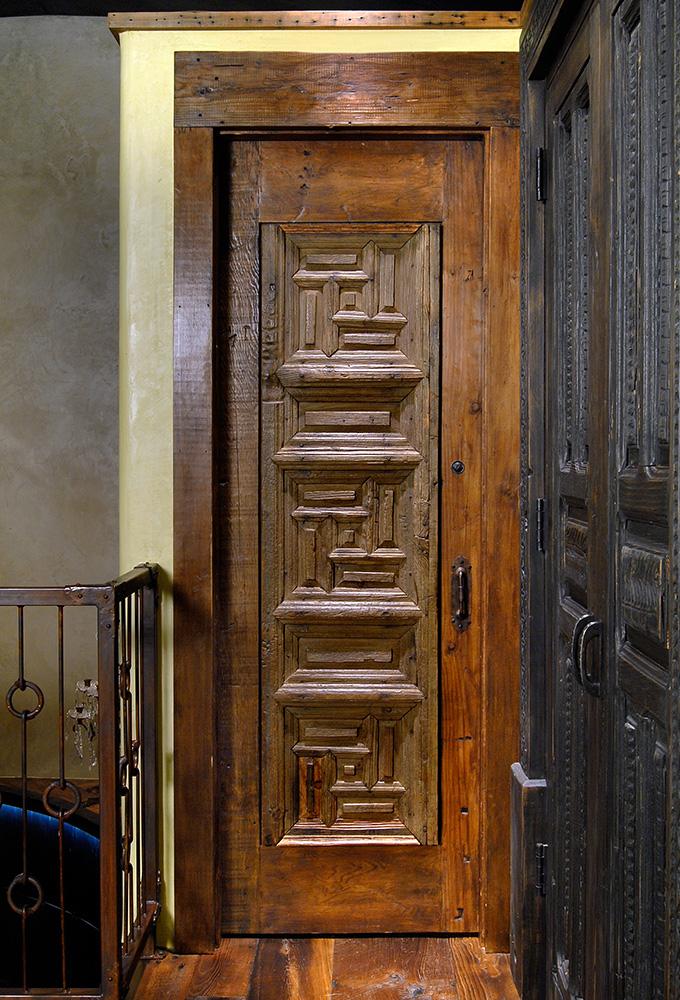 8783 06 Powder Room Door 1 Of 2 L La Puerta Originals