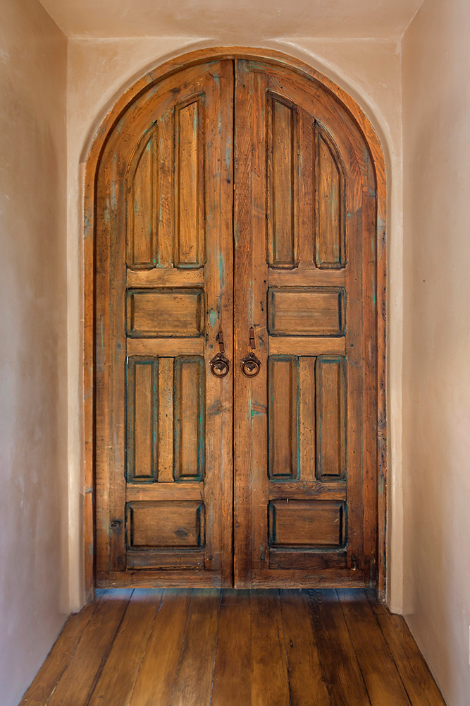 Antique Mexican Doors La Puerta Originals