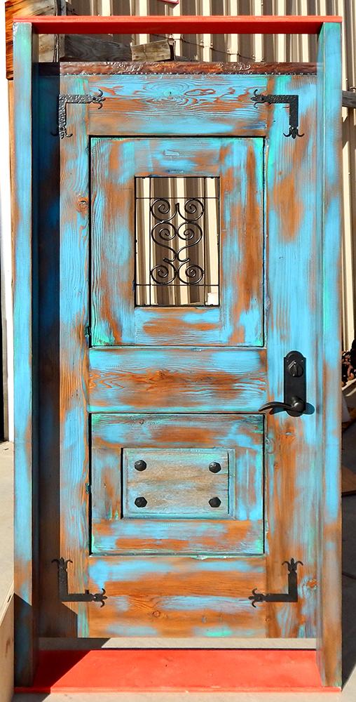 Santa Fe Gate La Puerta Originals