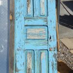 Antique Mexican door