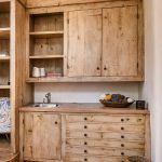 Custom studio storage cabinet