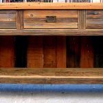 Custom buffet cabinet