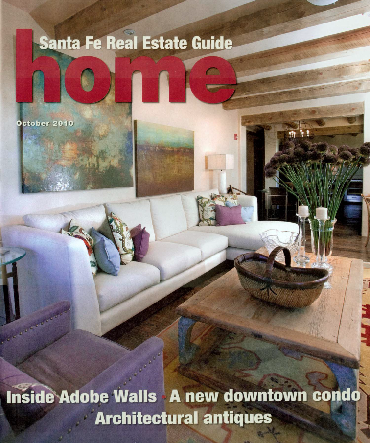 New Mexican Home Magazine