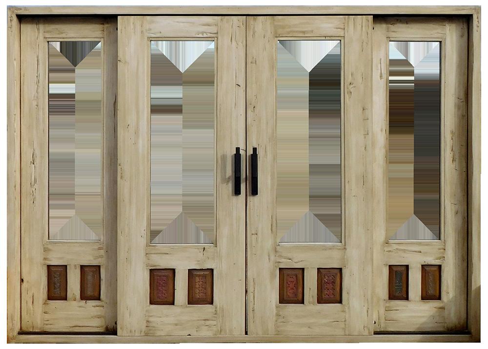 Double Sliding Doors La Puerta Originals