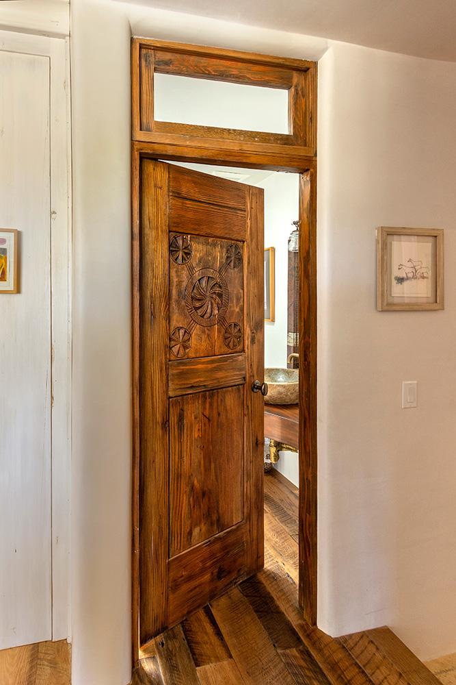 10679 15 Powder Room Door 2 La Puerta Originals