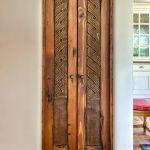 Double pantry doors
