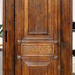 Antique Egyptian doors