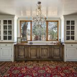 Built-in dining room cabinets