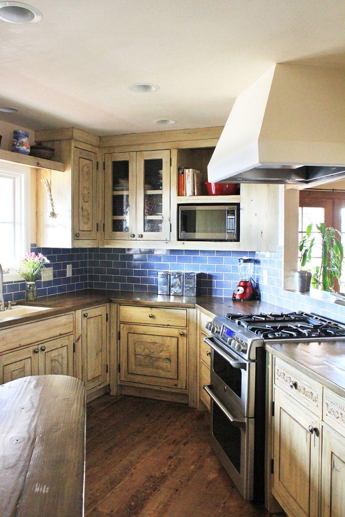 Santa Fe kitchen remodel