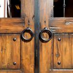Hardware detail on double gates