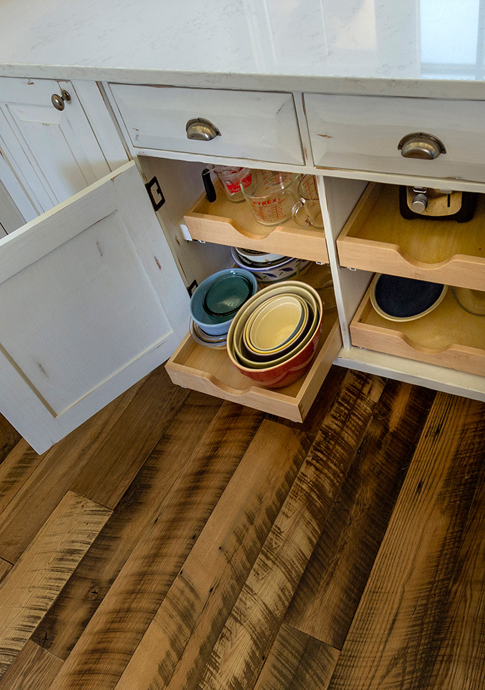 Organize your kitchen - Prep