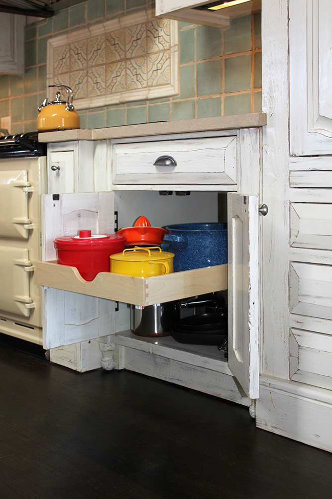 Organize your kitchen - Cook