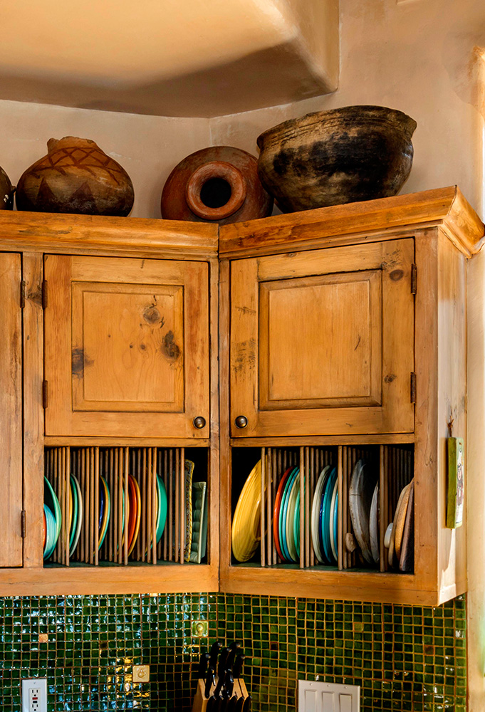 Organize your kitchen - Serve