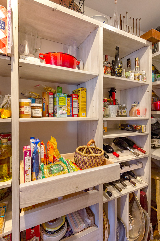 Organize your kitchen - Store